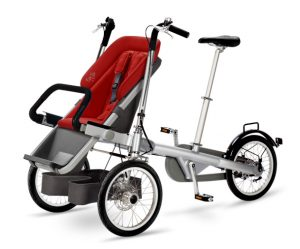 Bike And Stroller Baby Shower Gifts