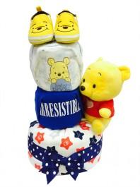 Pooh Irresistible Baby Gift Hamper